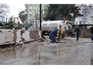 ASKİ'nin yatırımları su taşkınlarını önledi