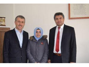 TEOG Türkiye Birincisi Bor'dan Çıktı