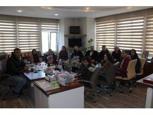 Umurbeyin Sultanlarından Belediye Başkanı Yavaş'a Ziyaret