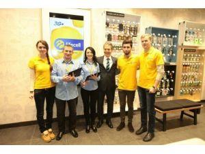 Turkcell'in Hedefi Lıfecell İle Ukrayna Pazarının Lideri Olmak