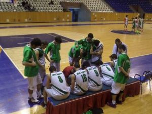 Mamak Belediyesi DSİ Basketbol Genç Takımı Başkent Karşıyaka Spor'u Yendi