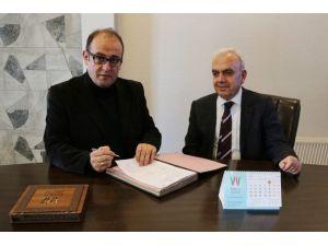 Van Kültürü Sokağı Proje Sözleşmesi İmzalandı