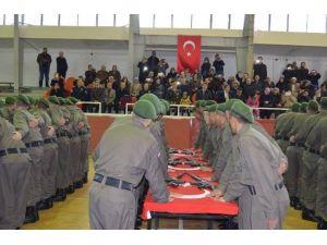 Mehmetçiğin Yemin Töreni Heyecanı