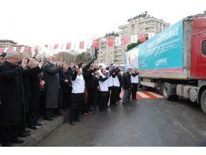 Bayırbucak Türkmenlerine Dev Yardım