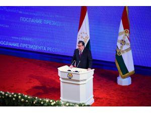 Rahman: Tacikistan, Rusya ile işbirliğini geliştirmeye hazır