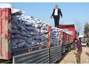 Antalya'da Kriterlere Uymayan 286 Ton Kömür, İl Dışına Çıkartıldı