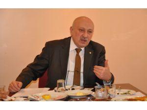 Kırıkkale Ticaret Borsası Başkanı Harun Sümer: Üretici pazar sıkıntısı yaşıyor