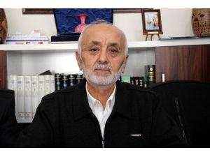 Kayseri Gönüllü Kültür Kuruluşları Sözcüsü Ahmet Taş;