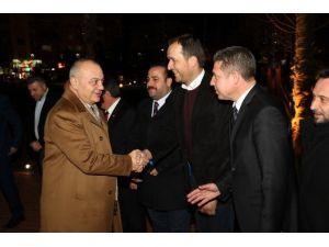 Başkan Ergün MHP'li Meclis Üyeleriyle Buluştu