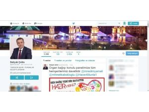 Sosyal Medya Pursaklar'da Belediye İle Halk Arasında Aktif İletişim Sağlıyor