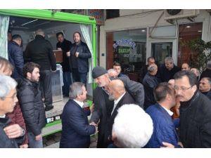 Fatsa Belediye Başkanı'nın Acı Günü