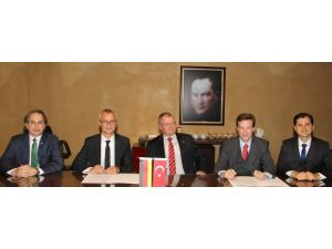 Ege İhracatçı Birlikleri'nden Almanya ile dış ticareti arttıracak anlaşma