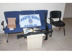 Gemlik'de Huzur Operasyonu 21 Tutuklama
