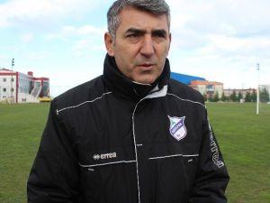 """Turgut Kır: """"Pazarspor Maçını Kazanmaktan Başka Gayemiz Yok"""""""