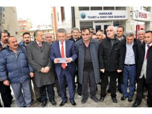 Hatso'dan Hakkari'nin Yüksekova'ya Taşınmasına Tepki