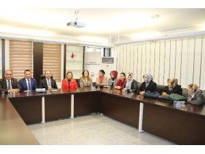 Belediye Başkanına Ve Yeni Atanan Başdanışmana Ziyaret
