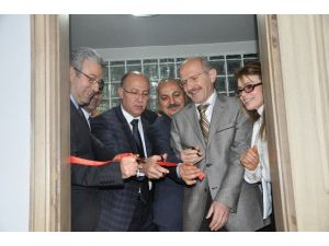 Türkiye'nin İlk Esnaf Arabuluculuk Merkezi Mersin'de Açıldı