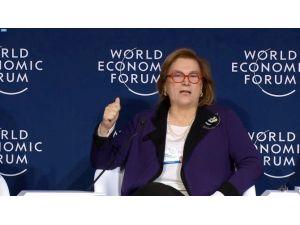 Güler Sabancı, Davos'ta Küresel İş Dünyasına Seslendi