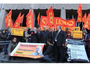 Erdoğan'a hakaretten yargılanan Ankut: İşledikleri suçların hesabını verecekler