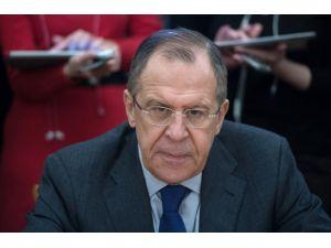 Lavrov: Rusya ve ABD, Suriye, Irak ve Libya'nın bölünmesine karşı