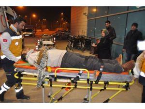 İnegöl'de Trafik Kazası: 5 Yaralı