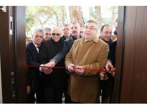 Karahıdır Muhtarlık Binası Hizmete Açıldı