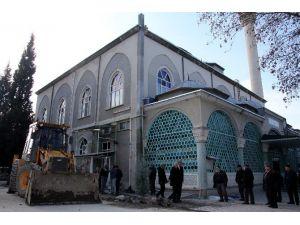 Osmancık'ta Merkez Camiye Yeni İmaj