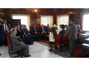 Yargıtay Başkanı Cirit Fas'ta