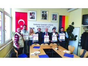 """""""Türklerin ayrımcılıklardan kurtulmaları için siyasi katılımları şart"""""""