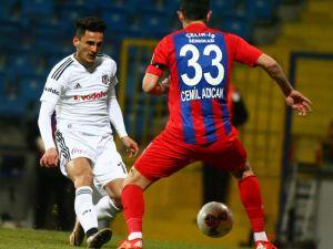 Kardemir Karabükspor: 2 - Beşiktaş: 0