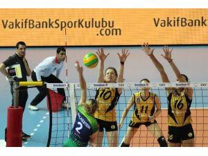 Voleybol Kadınlar Denizbank CEV Şampiyonlar Ligi