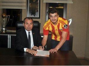 Kayserispor Birol Parlak İle 2.5 Yıllık Sözleşme İmzaladı