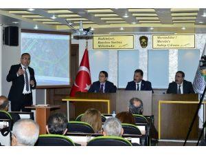 Toroslar Belediyesi'nde Koordinasyon Toplantısı Düzenlendi