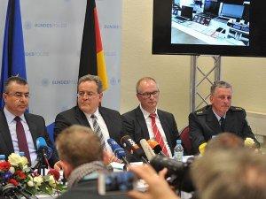 Türk ve Alman emniyetinden eş zamanlı operasyon