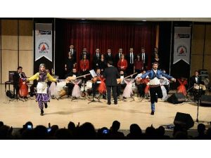 Muratpaşa Kursiyerlerinden Muhteşem Konser