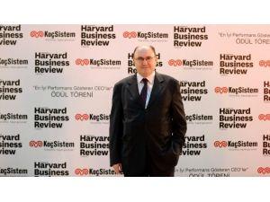 Türk Traktör Genel Müdürü Marco Votta'ya En İyi Performans Gösteren Ceo'lar Araştırması'nda İkincilik Ödülü