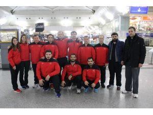 Kağıtsporlu Judocular Küba'da Mindere Çıkacak
