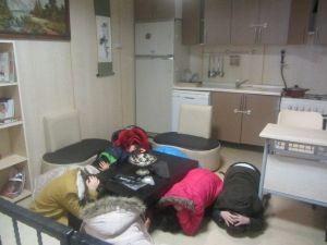 Çocuklar Depremden Korunmayı Öğreniyor