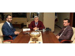 Başkan Karaosmanoğlu'na STK'lardan Ziyaret