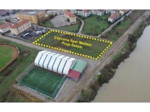 Çaycuma'ya Yarı Olimpik Yüzme Havuzu