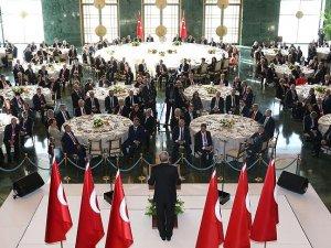 Erdoğan, akademisyen, gazeteci ve yazarları ağırlayacak