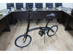 'Didim' Markasıyla Bisiklet Modelini Üretildi