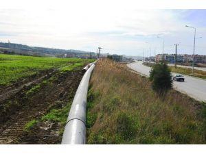 Lapseki'de Temiz İçme Suyu Çalışmaları