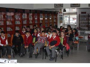 İlkokullara İlkyardım Konferansları