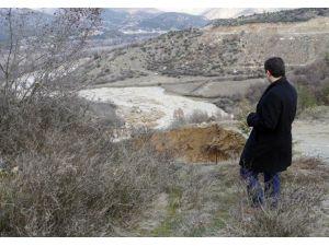 Hanönü'nde Hes Kanalı Çöktü