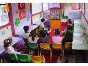 Mamak Belediyesi 9 Mahallede Mobil Eğitime Devam Ediyor