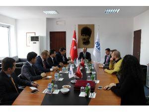 Tügiad Ankara Şube'den Maliye Bakanlığı'na Ziyaret