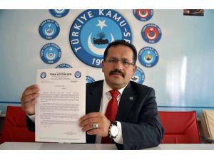 Türk Eğitim-Sen'den milli eğitim idarecilerine karne