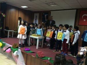 Viranşehir Baran Koleji'nde 'Artık Okuyorum' programı