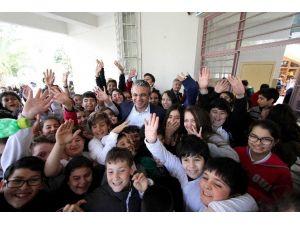 Karşıyaka'da Çocuklara Güzel Konuşma Eğitimi